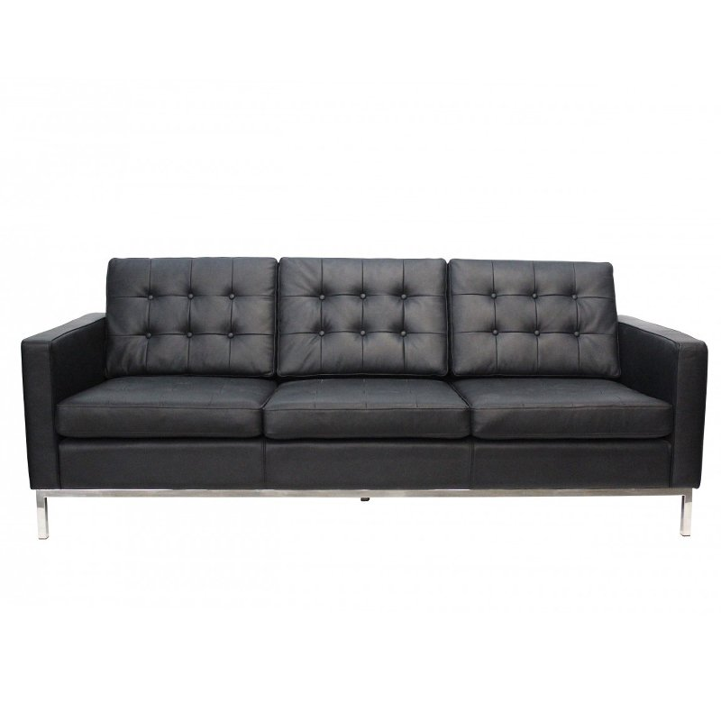 Knoll Leather Lounge