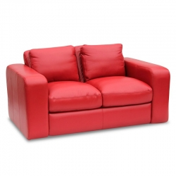 Carmen Leather Sofa