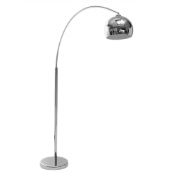 Chrome Desk Lamp