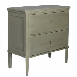 Deco Bedside Table